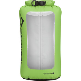Sea to Summit View Kuivapussi 13L, apple green